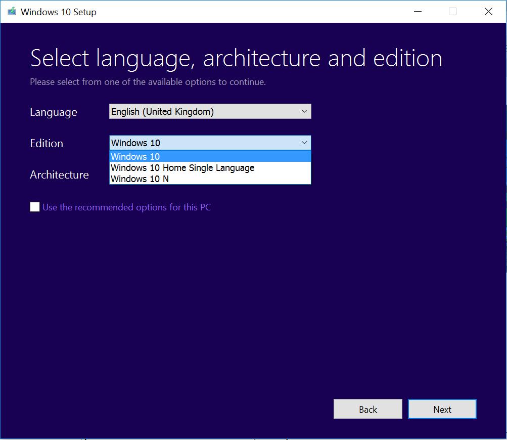 Windows 10 Домашняя для одного языка: установка, настройка и главные особенности