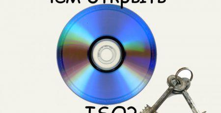 Как открыть ISO файл на Windows 10: запуск штатными средствами и сторонними программами