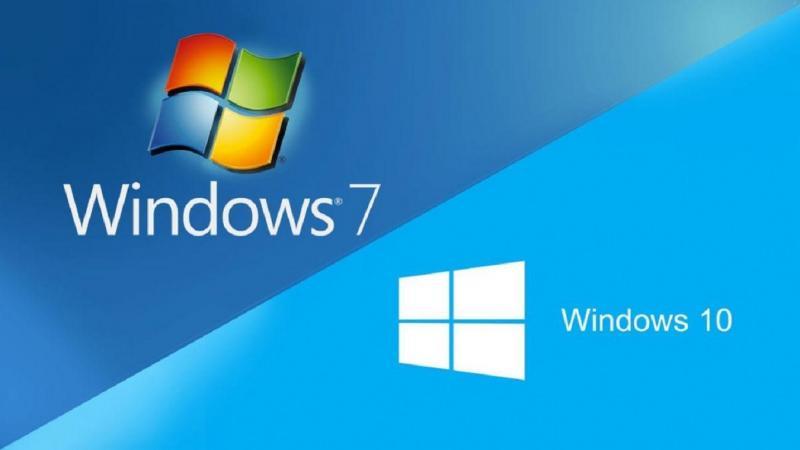 Как установить Windows 7 вместе с Windows 10: установка второй Виндовс и переключение между ними