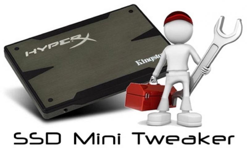 SSD Mini Tweaker для Windows 10: обзор утилиты, ее установка и настройка на ПК