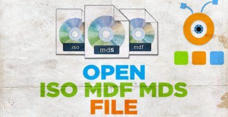 Чем открыть файлы mdf и mds на Windows 10: обзор лучших программ, их загрузка и установка на компьютер