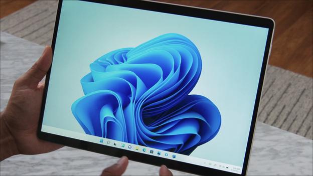 tablet mode in Windows 11